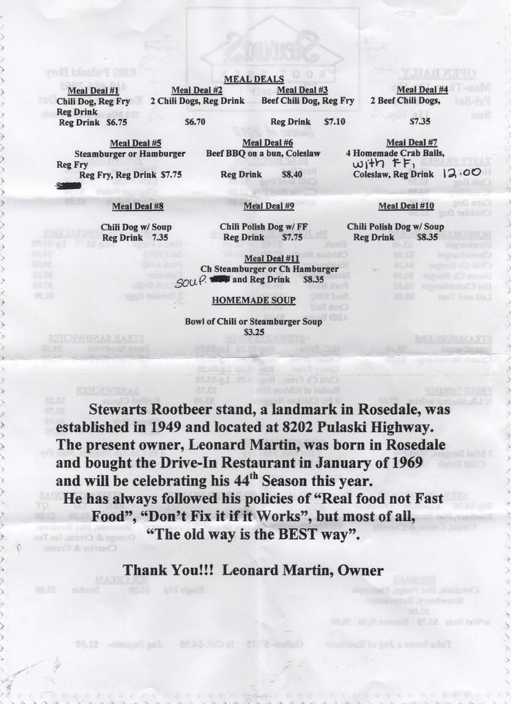 stewart s root beer locations near me reviews menu