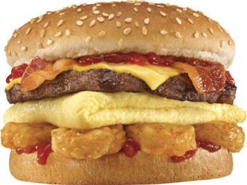 Photo of Breakfast Burger™