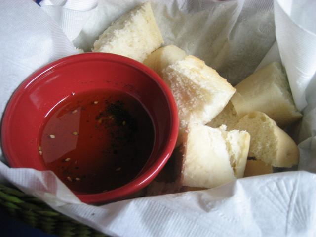 Bread Basket at Bashir's Taverna