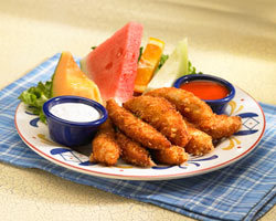 Hand Breaded Chicken Tenders at Mimi's Cafe