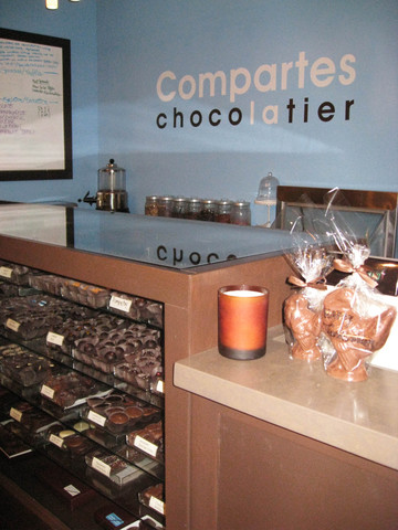 Photo at Compartes Chocolatier