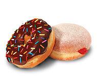 Dish at Dunkin' Donuts/Baskin Robbins