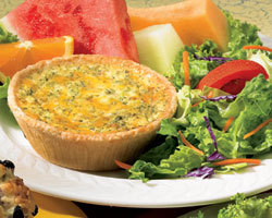 How 'Bout a Quiche at Mimi's Cafe