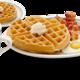 42. Belgian Waffle at IHOP