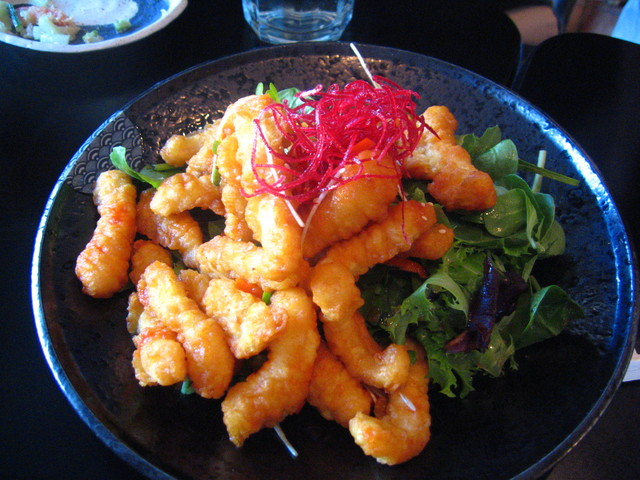 Photo of Spicy Calamari Salad