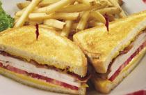Mile-High Melts at Perkins Restaurant & Bakery