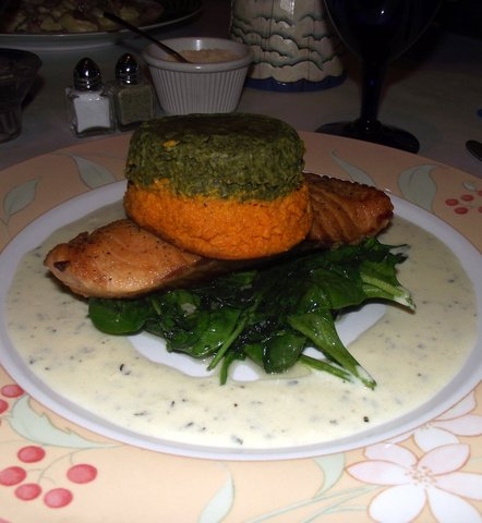 Best Salmon in Chicago - Atlantic Salmon Fillet at BaPi