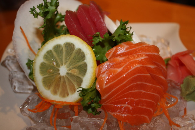 Photo of Sashimi Apptizer