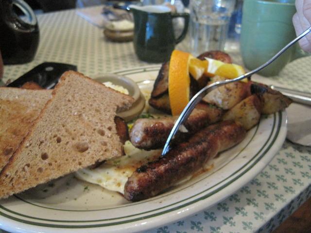 Dish at La Note