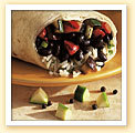Photo of Grilled Vegetable Burrito