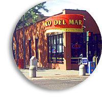 Exterior at Taco Bell