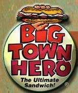Logo at Big Town Hero