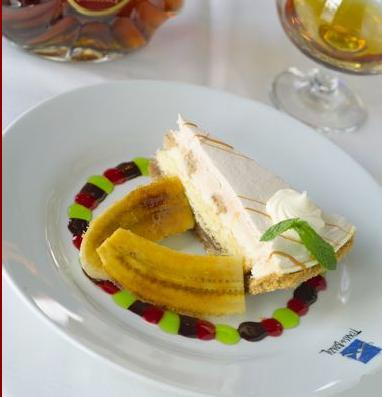 Photo of Bananas Foster Pie