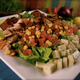 Photo by James Borg - Southwest Cobb Salad at Legends at Rancho Solano Sports Bar & Grill