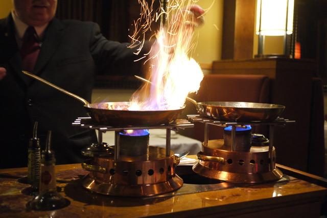 Photo at John Howie Steak Restaurant