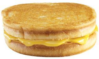 Grilled Cheese at Jack in the Box