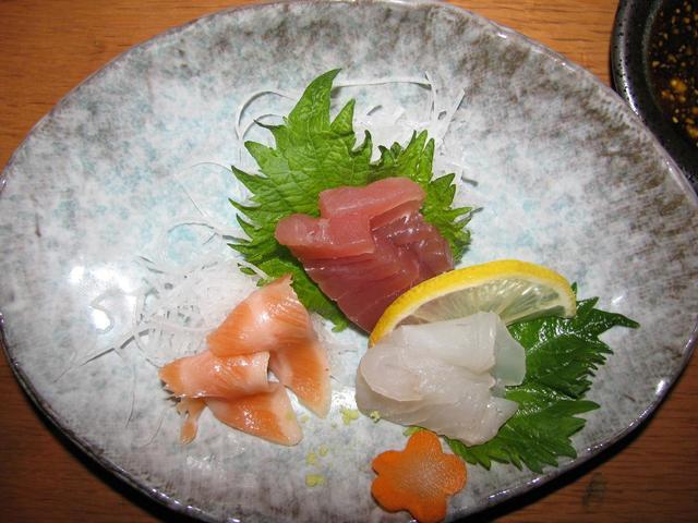 Photo of Assorted Sashimi