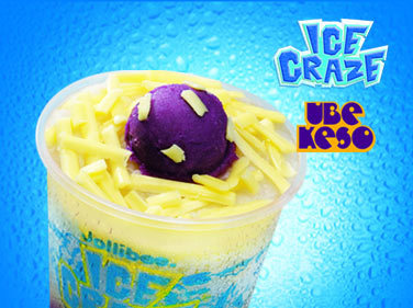 Photo of Ice Craze Ube Keso