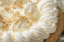Coconut Cream at Perkins Restaurant & Bakery