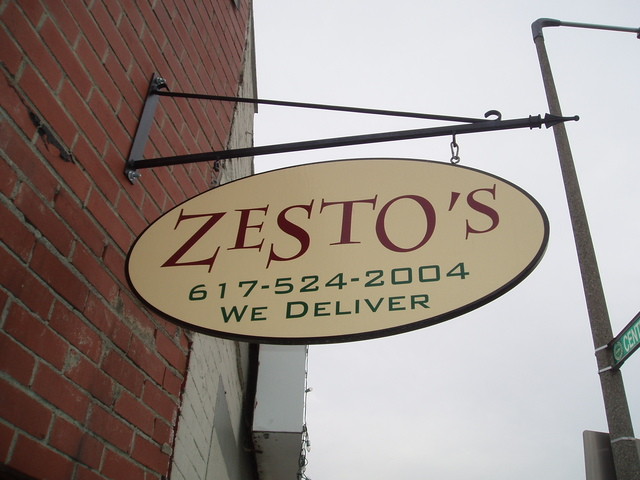 Photo at Zesto's Pizza & Grille