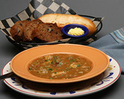 Chicken Gumbo at Mimi's Cafe