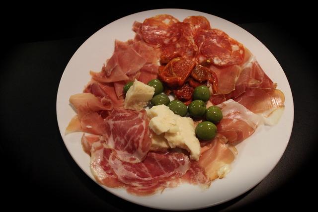 Antipasta at Ernie's Italian Chophouse