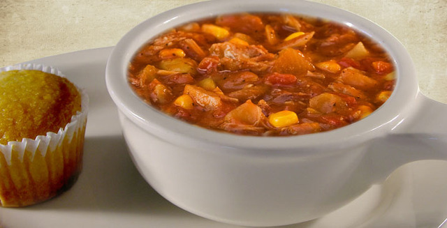 Brunswick Stew at Sticky Fingers RibHouse