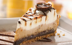 Chocolate Peanut Butter Pie at T.G.I. Friday's