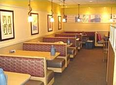Interior at IHOP