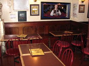 Interior at Shay's Pub & Wine Bar