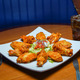Both visually and taste enticing ! - Chicken Wings at Lilly's on the Lake