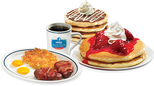 Image result for ihop pancakes transparent