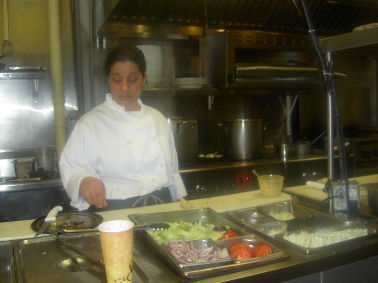 Restaurant Menu at Roya's Garlic Garden