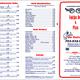 Delivery Menu Page 2 - Restaurant Menu at Fairfax Delicatessen