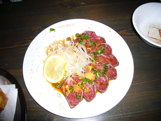Guu-Tataki at Kitanoya Guu