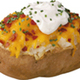 Great Steak & Potato Co Baked Potatoes - Dish at Atlanta Bread Co