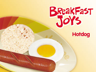 Photo of Breakfast Joys Hotdog