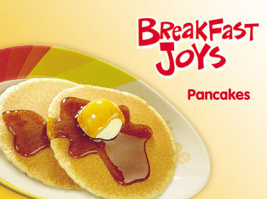 Photo of Breakfast Joys Pancakes