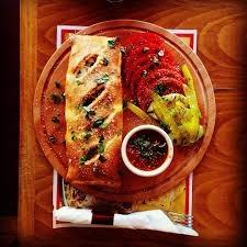 Stromboli at Nico's Pizza