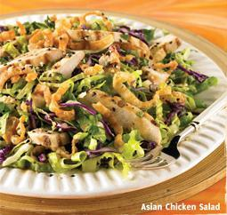 Photo of Asian Chicken Salad