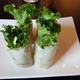Veggie Spring Rolls at PHO One24