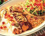 Dish at El Chico