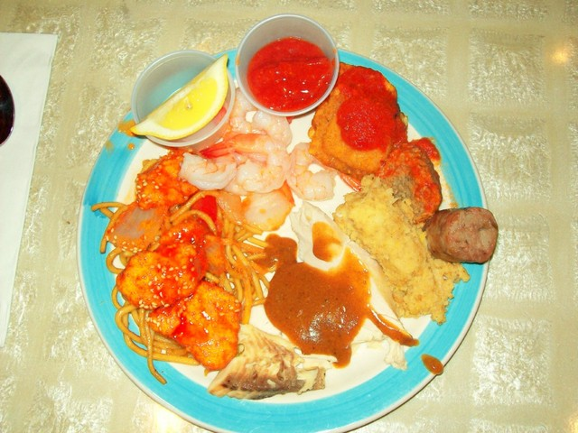 Photo of Buffet Sampler
