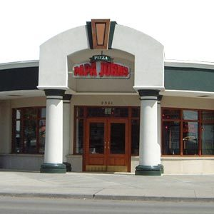 Exterior at Papa John's Pizza