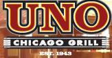 Logo at UNO Chicago Grill
