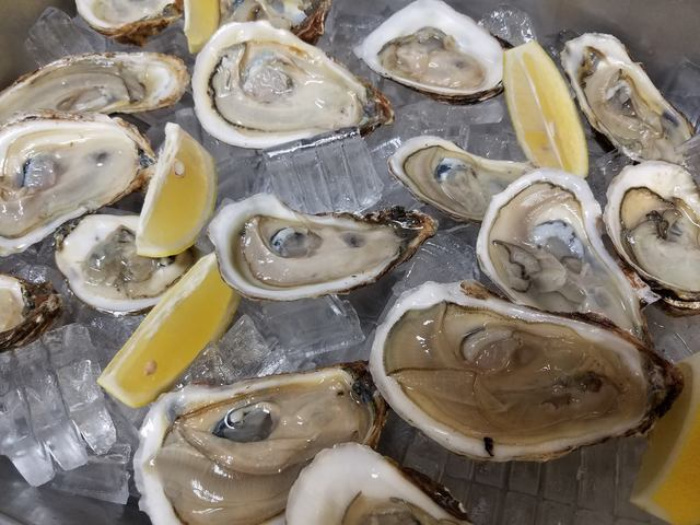 Oysters on Fridays at Vince's Restaurant & Pizzeria