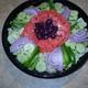 Garden Salad at Trio Cafe