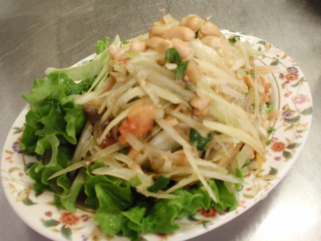 Photo of Papaya salad
