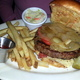 Beef Burger at Johnny's Kitchen & Tap