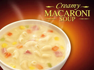 Photo of Creamy Macaroni Soup